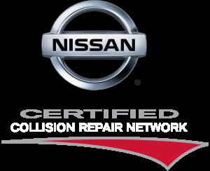 Nissan Certified Body Shop