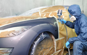 BMW Aluminum Body Repair Santa Rosa