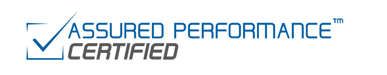 What is an assured performance certified shop?